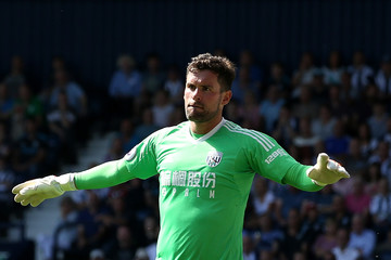 Ben Foster West Bromwich Albion v Stoke City - Premier League