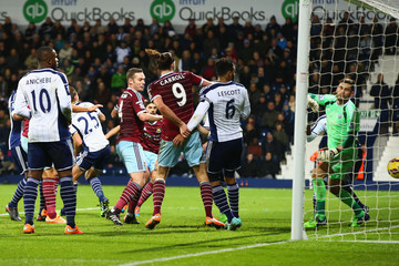 Ben Foster West Bromwich Albion v West Ham United