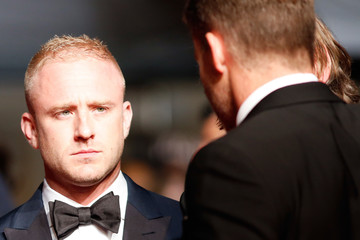 Ben Foster 'Hands of Stone' - Red Carpet Arrivals - The 69th Annual Cannes Film Festival
