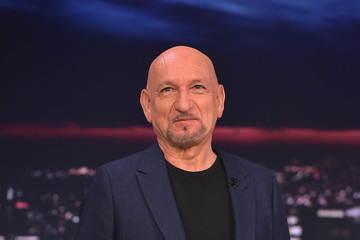 Ben Kingsley Sir Ben Kingsley Visits 'The Tonight Show Starring Jimmy Fallon'