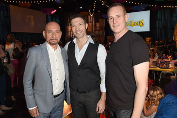 "Ben Kingsley Premiere Of Focus Features' ""The Boxtrolls"" - Pre-Party"