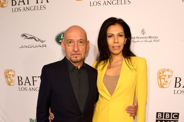 Ben Kingsley The BAFTA Los Angeles Tea Party - Arrivals