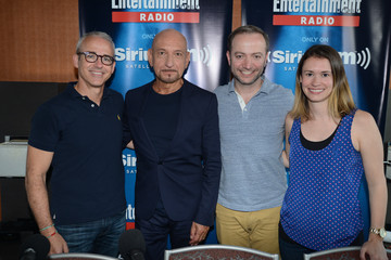 Ben Kingsley SiriusXM Broadcasts from Comic-Con