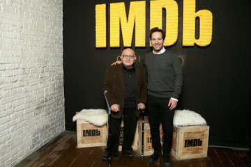 Ben Lewin The IMDb Studio at the Sundance Film Festival & The IMDb Show on Location at The Sundance Film Festival - Day 1