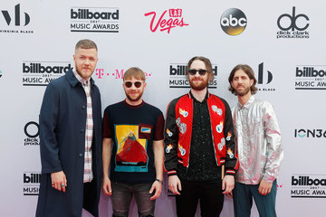 Ben McKee 2017 Billboard Music Awards Presented by Virginia Black - Red Carpet
