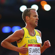 Ben ST Lawrence 20th Commonwealth Games: Athletics