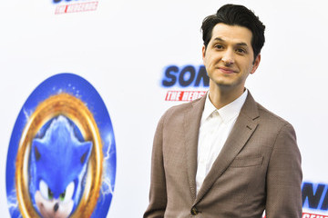 Ben Schwartz Sonic The Hedgehog Family Day Event - Arrivals