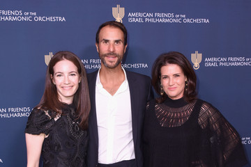 Ben Silverman Danielle Ames Spivak American Friends Of The Israel Philharmonic Orchestra Los Angeles Gala 2018