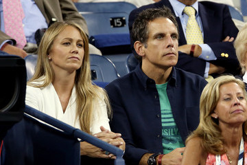 Ben Stiller US Open: Day 10