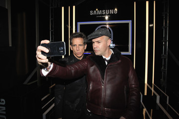 Ben Stiller Samsung Celebrates the Premiere of 'Zoolander 2'