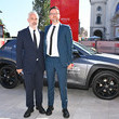 Ben Townley Lexus at The 78th Venice Film Festival - Day 2