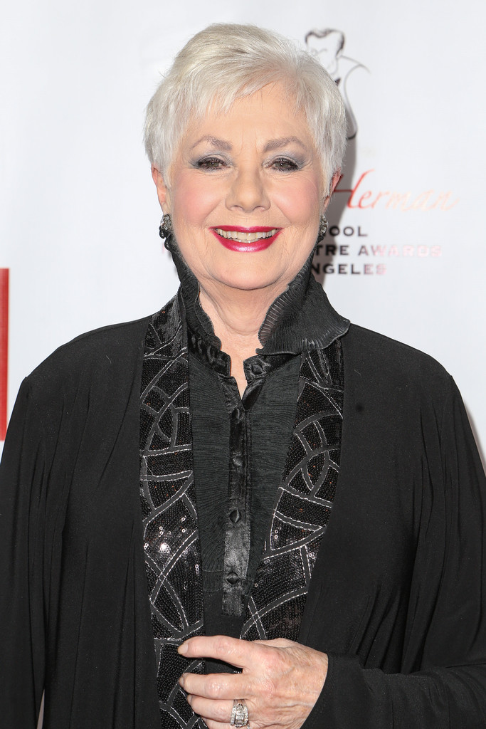 shirley jones photos photos   3rd annual jerry herman