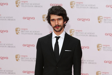 Ben Whishaw Arrivals at the BAFTA TV Awards — Part 10