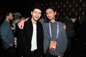 Ben Whishaw Brunch With The Brits 2020