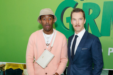 "Benedict Cumberbatch ""Dr. Seuss' The Grinch"" New York Premiere"