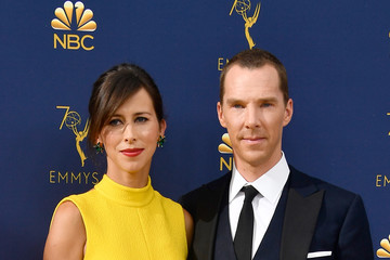 Benedict Cumberbatch 70th Emmy Awards - Arrivals