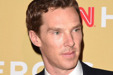 Benedict Cumberbatch 2014 CNN Heroes: An All-Star Tribute