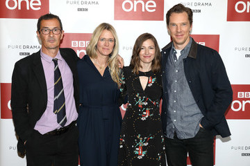 Benedict Cumberbatch 'The Child In Time' Preview Screening - Red Carpet Arrivals