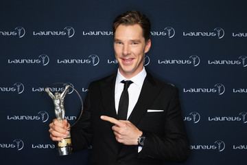 Benedict Cumberbatch Laureus Winners Press Conference — Part 2