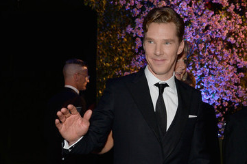 Benedict Cumberbatch Stars at the Governors Ball