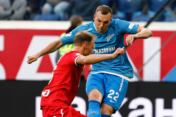 Benedikt Howedes FC Zenit Saint Petersburg vs. FC Lokomotiv Moscow - Russian Premier League