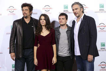 Benicio Del Toro 'Escobar: Paradise Lost' Photocall - The 9th Rome Film Festival
