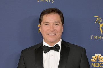 Benito Martinez 70th Emmy Awards - Arrivals