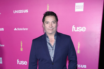 Benito Martinez ALMAs 2018 LIVE On Fuse - Red Carpet