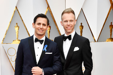 Benj Pasek 89th Annual Academy Awards - Arrivals