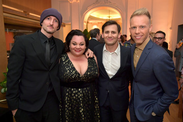 Benj Pasek The Hollywood Reporter 6th Annual Nominees Night - Inside