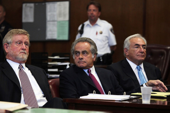 Dominique Strauss-Kahn Returns To Court In New York