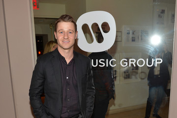 Benjamin McKenzie Stars at Warner Music Group's Party Celebration