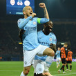 Benjamin Mendy FC Shakhtar Donetsk vs. Manchester City - UEFA Champions League Group F