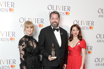 Benjamin Pearcy The Olivier Awards With Mastercard - Press Room