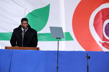 Benjamin Watson Annual March For Life Held In Washington DC