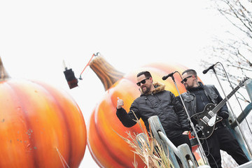 Benji Madden Annual Macy's Thanksgiving Day Parade Delights Spectators In NYC