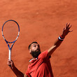 Benoit Paire 2021 French Open - Day Two