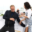 Benoit Poelvoorde 'Sink Or Swim (Le Grand Bain)' Photocall - The 71st Annual Cannes Film Festival