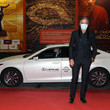 Beppe Convertini Lexus at the 15th Rome Film Fest - Day 1