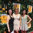 Bernadette Knight The Sixth Annual Veuve Clicquot Polo Classic - Red Carpet Arrivals