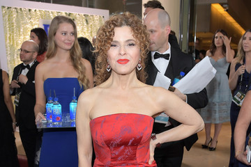Bernadette Peters FIJI Water at the 74th Annual Golden Globe Awards