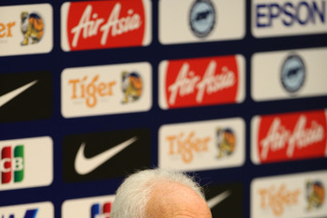 Bernd Stange Singapore v Cambodia: FIFA 2018 World Cup Qualifier