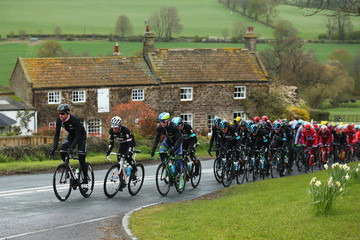 Bernhard Eisel Tour de Yorkshire 2016 - Stage One