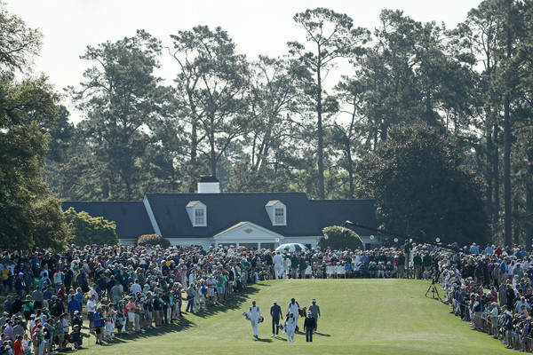 The Masters - Round Two []