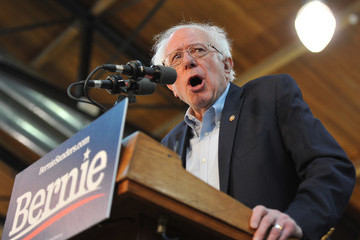 Bernie Sanders News Pictures Of The Week - March 14
