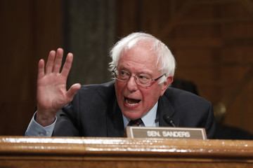 Bernie Sanders Federal Spending Oversight And Emergency Management Subcommittee Holds Hearing On War Powers And Military Spending