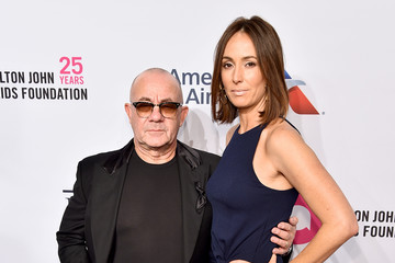 Bernie Taupin Heather Taupin Elton John AIDS Foundation's 17th Annual An Enduring Vision Benefit - Arrivals