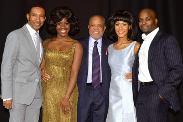 Berry Gordy Charles Randolph-Wright 'Motown - The Musical' - Photocall