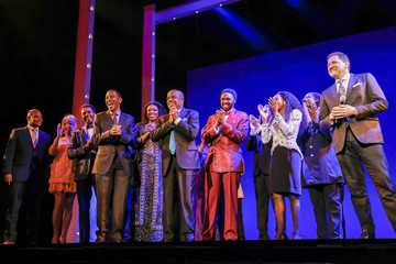Berry Gordy Charles Randolph-Wright Berry Gordy, Motown Legends And More Celebrate 'Motown the Musical' at Hollywood Pantages Theatre