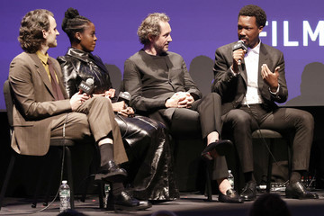 Bertie Carvel 59th New York Film Festival Opening Night Screening Of The Tragedy Of Macbeth - Intro and Q&A